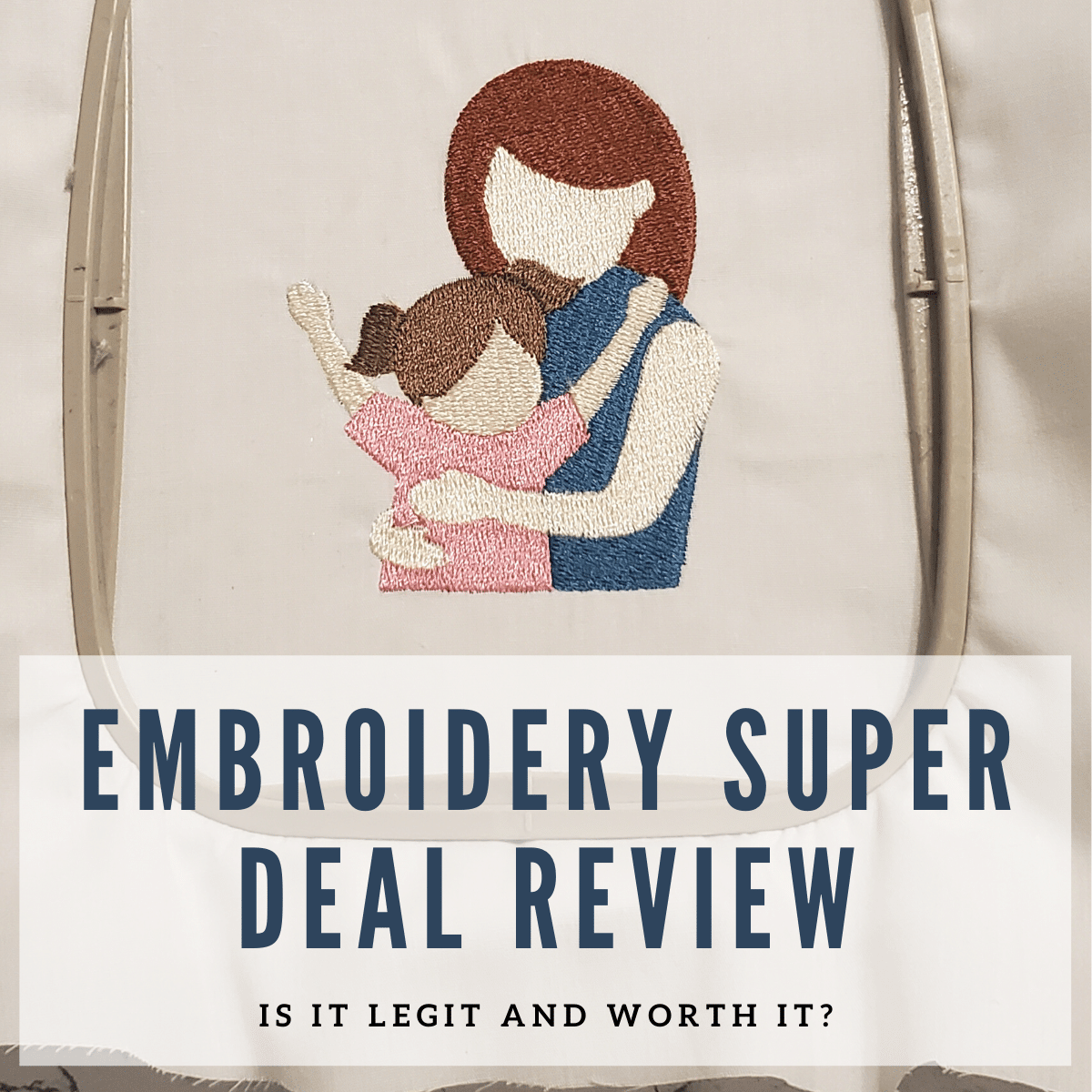 Embroidery Super Deal Review – Is It Legit and Worth It?