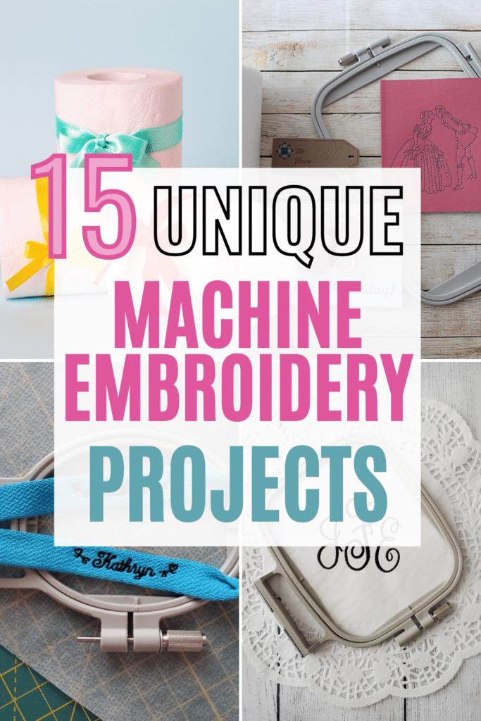 unique embroidery ideas