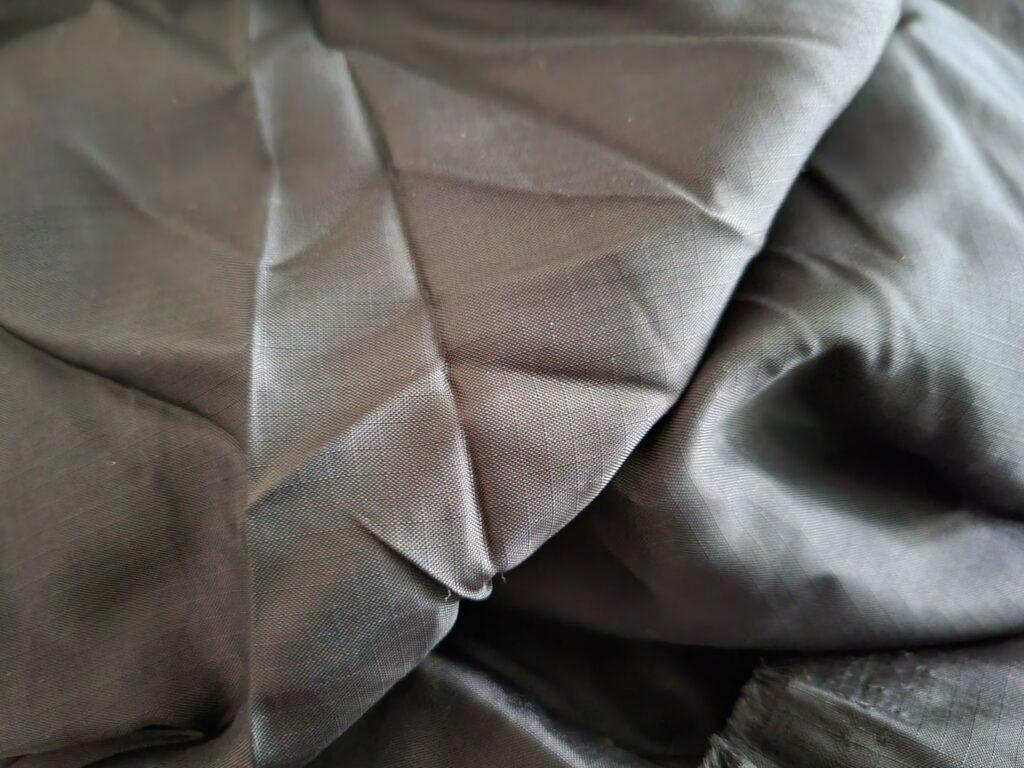 can you iron ripstop nylon fabric?