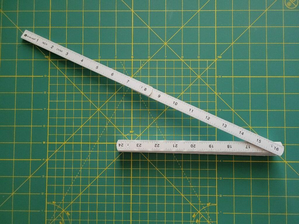 adjustable ruler