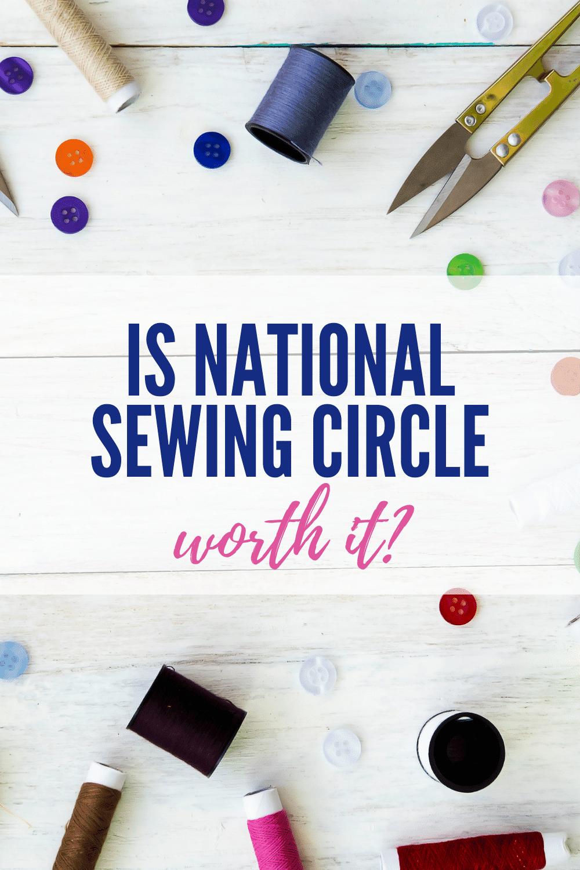 National sewing circle review